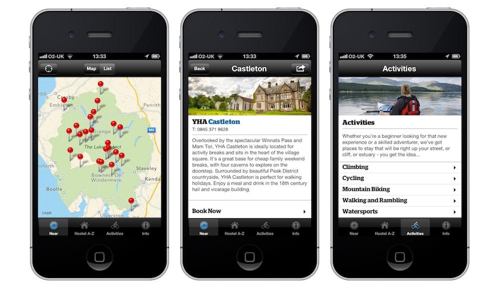 YHA Guide iOS App